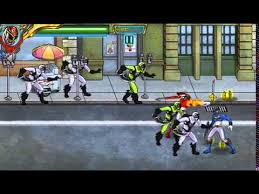 power rangers games play free surrender