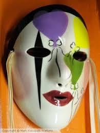 mardi gras ceramic masks mini ceramic mardi gras masks new porcelain mardi gras mask