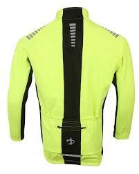 mtb winter jacket deko hi viz jacket reflective winter cycling jacket suitable