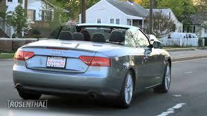 2010 audi a5 cabriolet 2010 audi a5 cabriolet test drive review