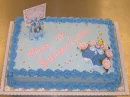 cinderella birthday cake birthday cake