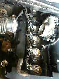help coilpack filled with oil in 2002 tb chevy trailblazer
