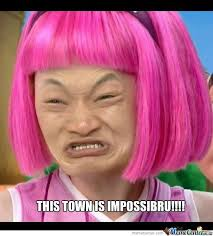 Lazy Town Meme - image result for stephanie lazy town memes dank 箍 齧