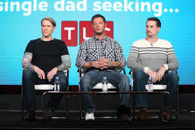 Seeking Season 1 Episode 2 Mike Mcgill And Jason Bunch Photos Photos 2016 Winter Tca Tour