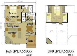x32 cabin w loft plans package blueprints material list floor plan small inspiring log plans cabin basement with drawing