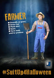 Farmer Halloween Costumes Farmer Costume Recipe Holidays Farmers Costumes