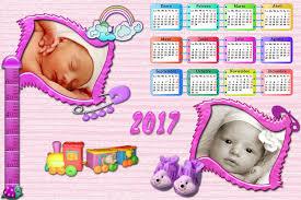 fotomontaje de calendario 2015 minions con foto hacer recursos photoshop llanpac calendario del 2017 de bebes para