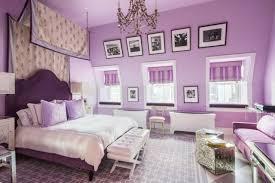 chambre à coucher violet decoration chambre a coucher mauve visuel 9