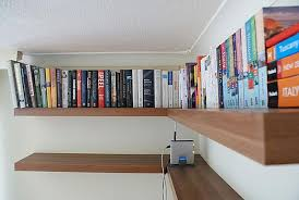 Ikea Invisible Bookshelf Good Floating Bookshelves Ikea On Incredible Ikea Floating Shelves