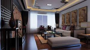 Chinese Living Room Style Interior Design