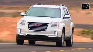 gmc terrain back seat 2016 gmc terrain compact suv exterior interior design u0026 test drive