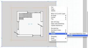 Floor Plan In Sketchup Creating A Plan Of Your Sketchup Model In Layout Sketchup Blog