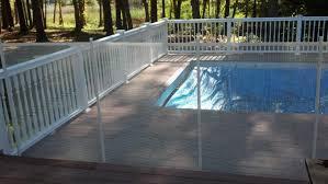 fence design above ground pool kits wonderful fence amazing and