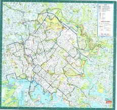 Sydney Map Sydney Bike Map Sydney U2022 Mappery