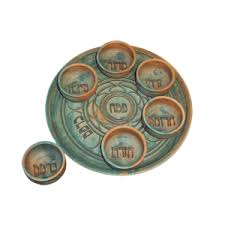 passover plate find passover seder plates at judaica