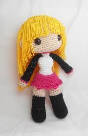 amigurumi pattern pdf free female doll base pattern by rianne de kok free amigurumi pattern