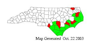 america map carolina american alligators in carolina
