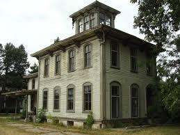 abandoned places near me abandoned on us 24 in el paso illinois it u0027s impossible to miss