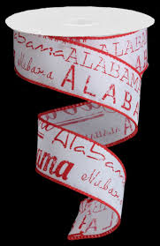alabama ribbon 64 best alabama sports teams ribbons images on yards