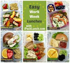 50 healthy work lunchbox ideas easy work lunches and