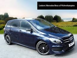 used mercedes benz b class amg line for sale motors co uk