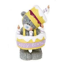 me to you figurine birthday suit threelittlebears co uk