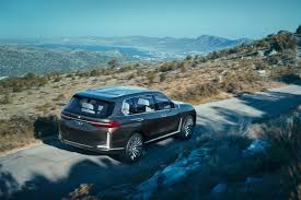 bmw management cars coming to a posh run near you bmw x7 concept is here