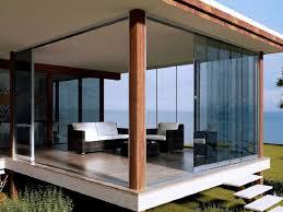 vetrata veranda vetrate scorrevoli per verande per trascorrere il tempo nella natura