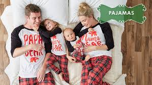 family tradition pajamas zulily