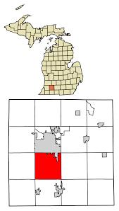 Northern Michigan Wikipedia by Portage Michigan Wikipedia