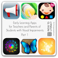 How To Interact With Blind People 138 Apps For Early Learning For Children Who Are Blind Visually