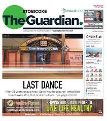 the etobicoke guardian central july 27 2017 by the etobicoke