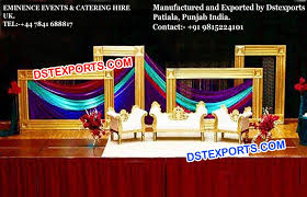 wedding backdrop manufacturers uk new wedding reception stage frame decoration dstexports