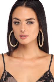 big hoop earrings sale gold large rhinestone hoop earrings