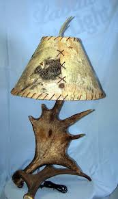 Western Living Room Lamps 35 Best Living Room Images On Pinterest Table Lamp Moose