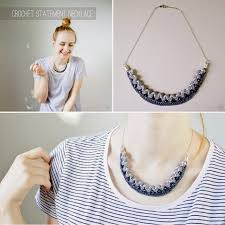 diy necklace statement images Curious and catcat the greatest crochet statement necklace you jpg