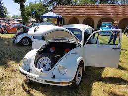 car show classic 2003 vw type 1 beetle last of the mohicans