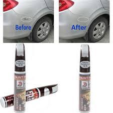 new sale 12ml titanium silver professional car paint repair