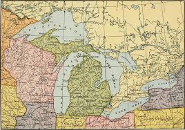 The Great Lakes Map The Project Gutenberg Ebook Of The Great Lakes By James Oliver