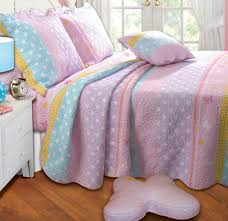 girls bed spreads pink and purple bedding vnproweb decoration