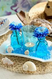 amazing beach theme wedding decor centerpieces decorating of party