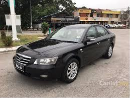 hyundai sonata 2007 nf 2 4 in penang automatic sedan black for rm