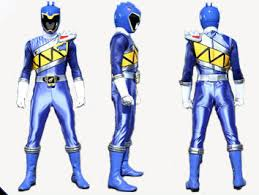 image blue dino charge ranger form jpg power rangers wiki