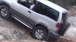 nissan terrano 2003 nissan terrano ii 3 0di off road israel youtube