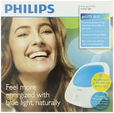 golite blu energy light amazon com philips golite blu energy light therapy l hf3422 60