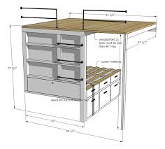 Free Woodworking Plans Bed With Storage by Best 25 Lift Storage Bed Ideas On Pinterest Dorm Room Storage