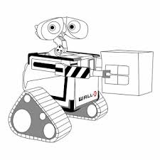 walle coloring pages online coloring pages july 2009