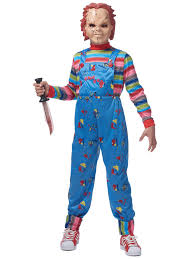 chucky costume toddler licensed chucky child costume child s play boys costumes
