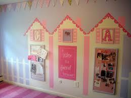 Little Girls Bedroom Wall Decals Remodelaholic Murals For Kids Rooms Guest