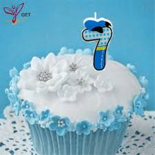 boy number 7 candle cake candle number ages party kids birthday